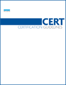 are certification guidelines