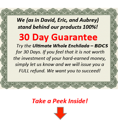 30 day guarantee CDS