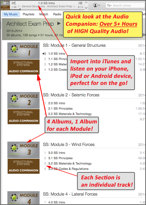 sample itunes ss