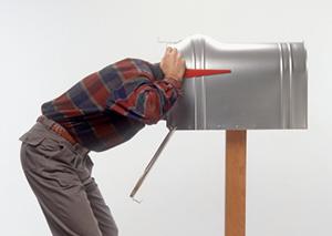 mailbox man