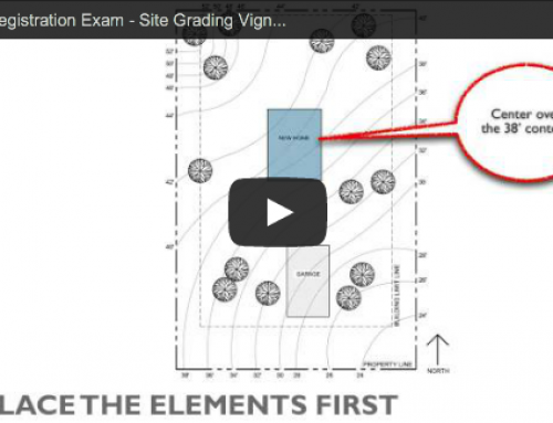 Site Grading Vignette Video, It's Free and It's Awesome!