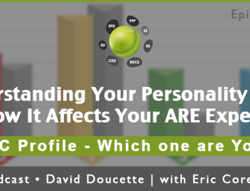 Episode 18: Understanding Your Personality Type and How It Affects Your ARE Experience [Podcast]