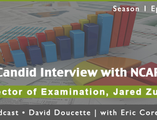 Episode 31: A Candid Interview with Jared Zurn, NCARB Director of Examination