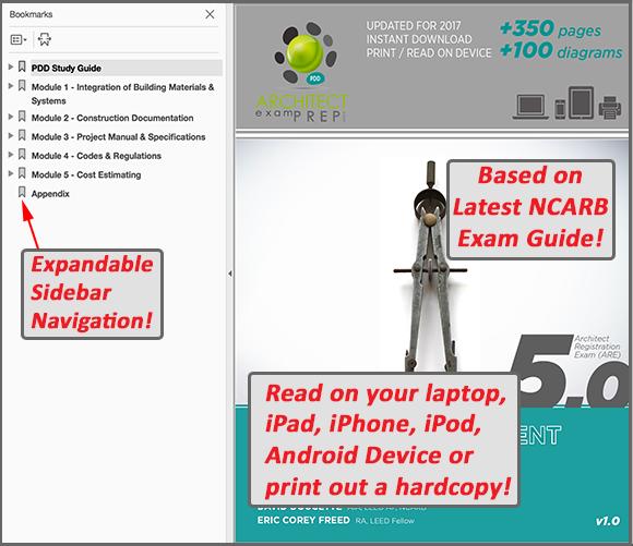 Gen 1 Project Development and Documentation - Architect Exam