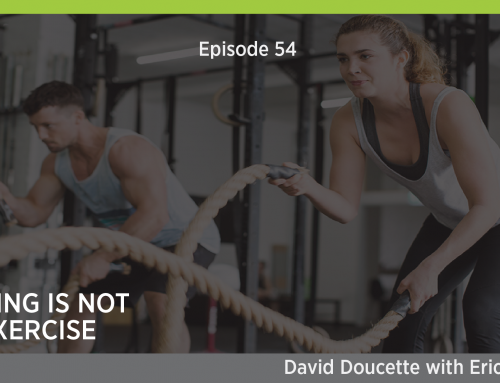 Episode 54: Studying Is Not Like Exercise